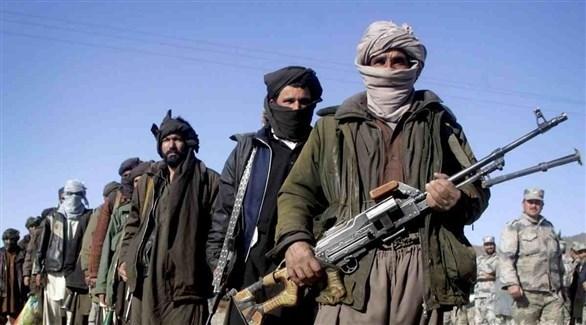 مقاتلون من طالبان (أرشيف)