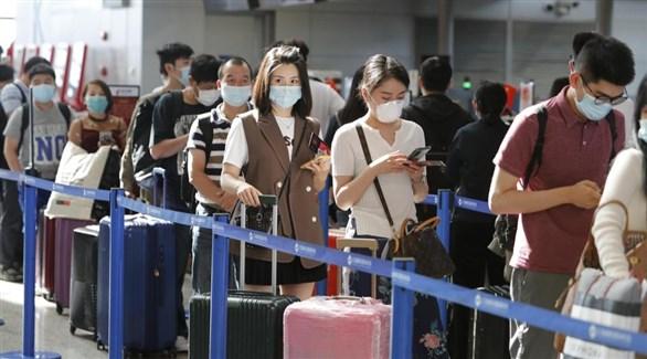 مسافرون صينيون (أرشيف)