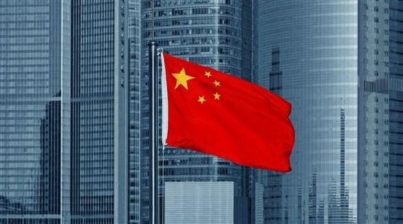 العلم الصيني (أرشيف)