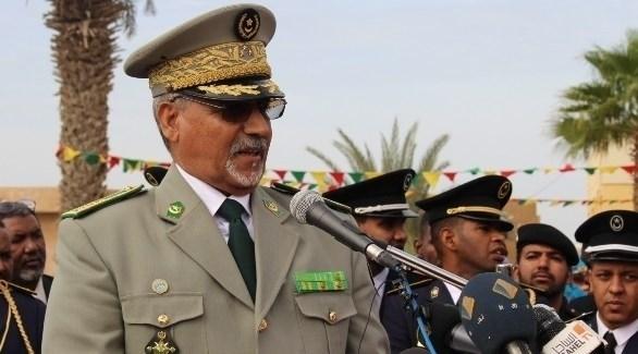 قائد أركان الجيوش بموريتانيا الفريق محمد ولد مكت (أرشيف)