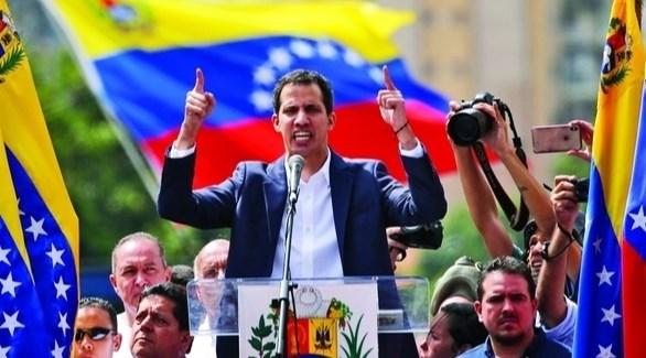 رئيس الجمعية الوطنية في فنزويلا خوان غوايدو (أرشيف)
