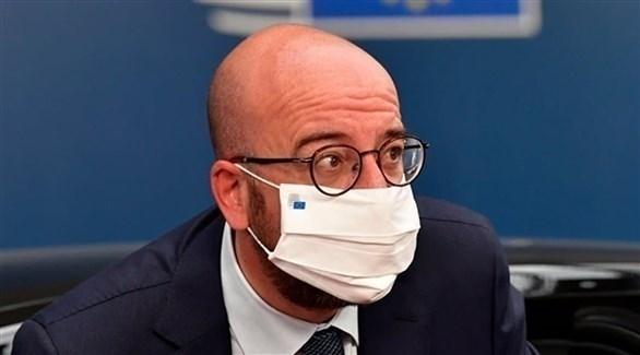 رئيس المجلس الأوروبي شارل ميشال (أرشيف)