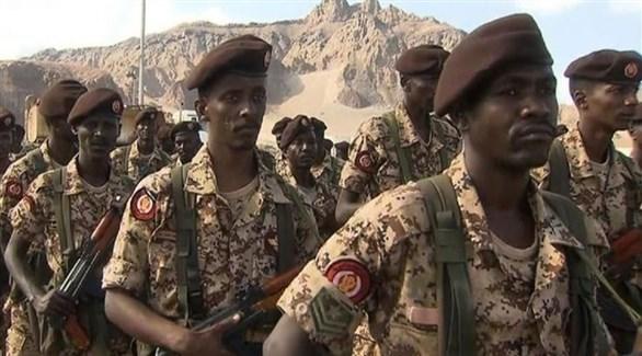 جنود من الجيش السوداني (أرشيف)