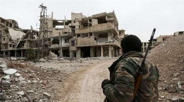 عنصر مسلح في سوريا (أرشيف)