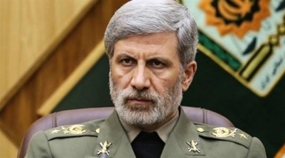 وزير الدفاع الإيراني أمير حاتمي (أرشيف)