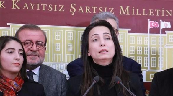 البرلمانية التركية تولاي حاتم أوغلاري (أرشيف)