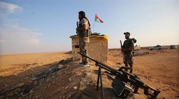 ميليشيات إيرانية في الغوطة السورية (أرشيف)