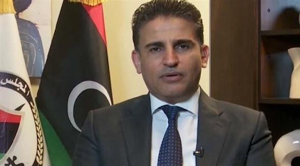 وزير الدفاع في حكومة الوفاق صلاح الدين النمروش (أرشيف)