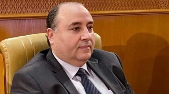 النائب التونسي المتوفى بعد إصابته بكورونا مبروك الخشناوي (أرشيف)