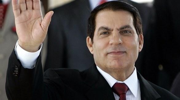 الرئيس التونسي السابق زين العابدين بن علي (أرشيف)