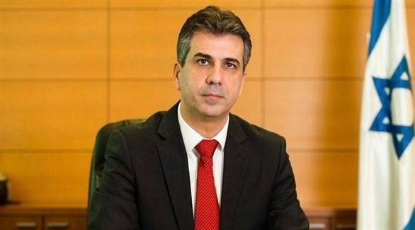 وزير الاستخبارات الإسرائيلي إيلي كوهين (أرشيف)