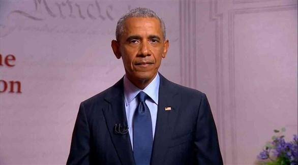 الرئيس الأمريكي السابق باراك أوباما (أرشيف)
