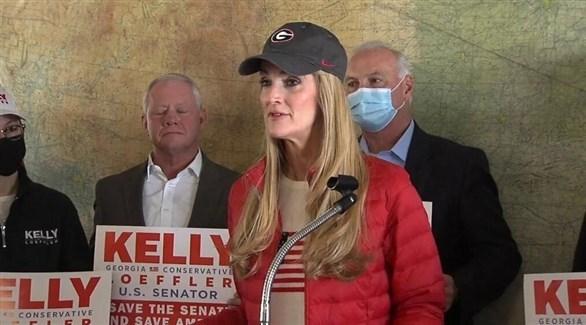السناتورة الجمهوريّة كيلي لوفلر (أرشيف)