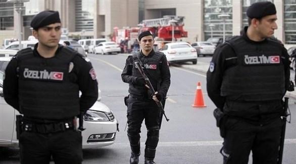 عناصر الشرطة التركية (أرشيف)