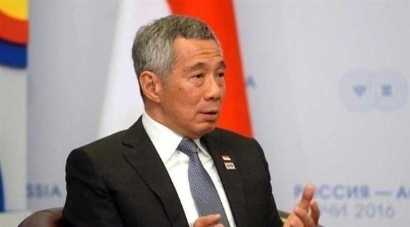 رئيس وزراء سنغافورة (أرشيف)