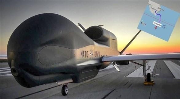 طائرة دون طيار لحلف ناتو (218)
