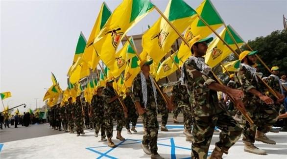 مسلحون موالون لإيران في العراق (أرشيف)