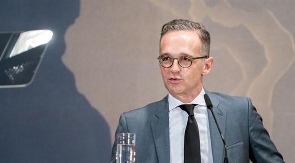 وزير الخارجية الألماني هايكو ماس (أرشيف)