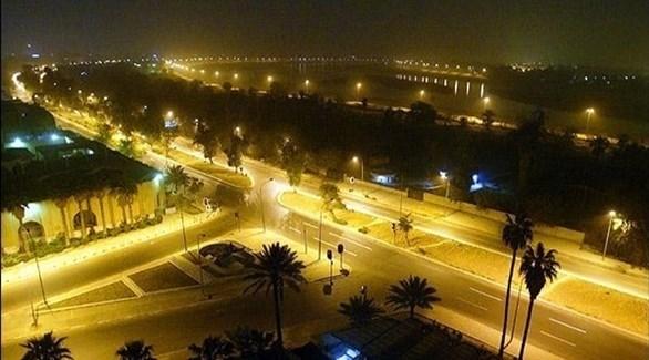 بغداد خلال حظر تجول سابق (أرشيف)