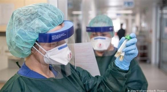 ألمانيا تسجل 551 وفاة جديدة بكورونا