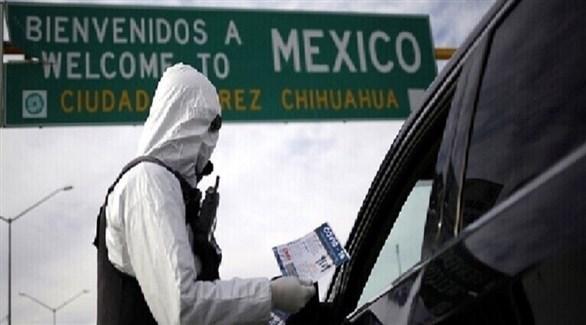 المكسيك تسجل 3098 إصابة بكورونا و450 وفاة جديدة