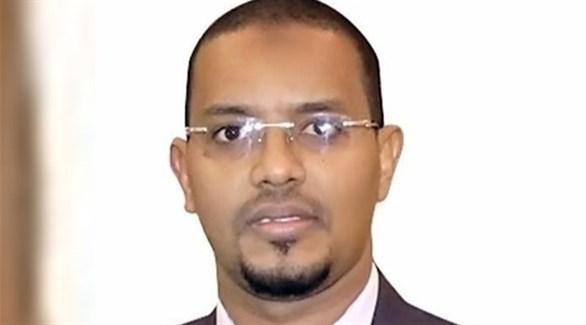السفير إلياس شيخ عمر أبوبكر  (أرشيف)