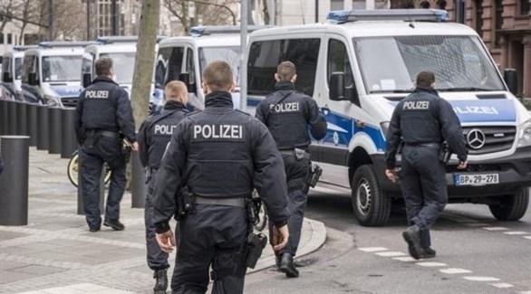 أفراد من الشرطة الألمانية (أرشيف)