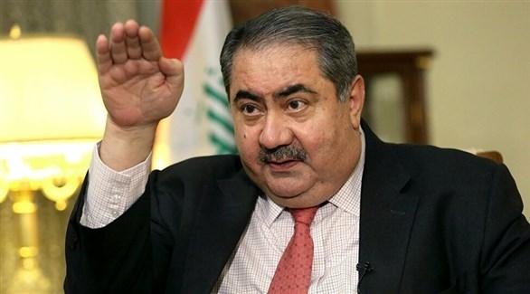 القيادي في الحزب الديمقراطي الكردستاني هوشيار زيباري (أرشيف)