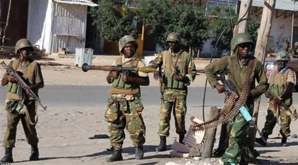 عناصر من قوات الحكومة الصومالية (أرشيف)