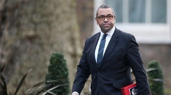 وزير الدولة البريطاني للشؤون الخارجية جيمس كليفرلي (أرشيف)