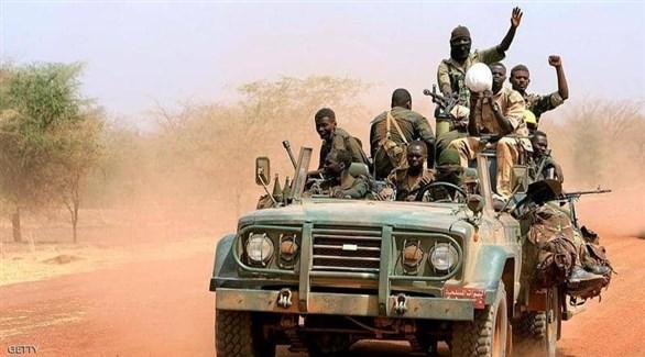 جنود سودانيون على الحدود مع أثيوبيا (أرشيف)