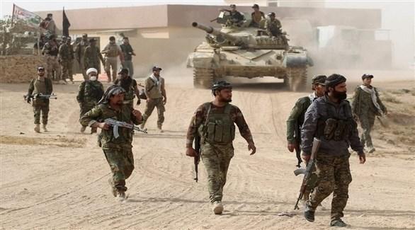 عناصر من قوات عراقية (أرشيف)