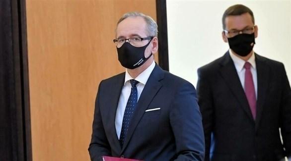 وزير الصحة البولندي آدم نيدزيلسكي (أرشيف)