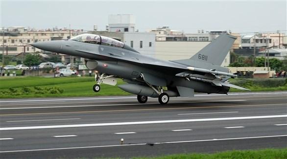 مقاتلة للقوات الجوية التايوانية (أرشيف)