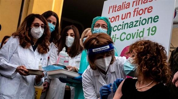 2.56 مليون إصابة بكورونا في إيطاليا