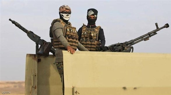 مسلحون من ميليشيا الحشد الشعبي في العراق (أرشيف)