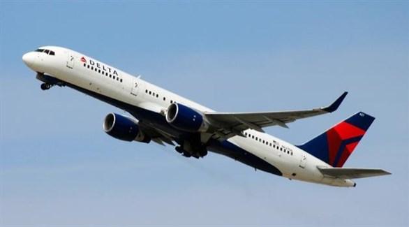 طائرة بوينغ 757 من أسطول دلتا إيرلاينز (أرشيف)