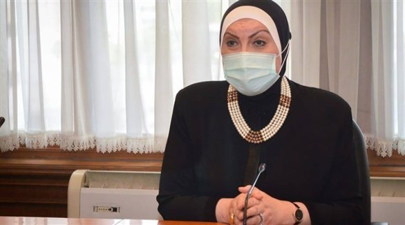 وزيررة التجارة والصناعة المصرية نيفين جامع (أرشيف)