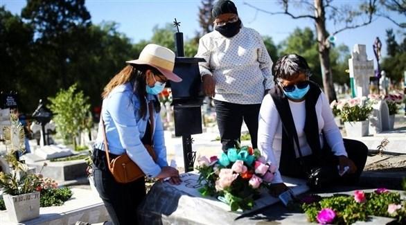 المكسيك تسجل 783 وفاة جديدة بكورونا