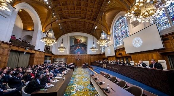 محكمة العدل الدولية في لاهاي (أرشيف)