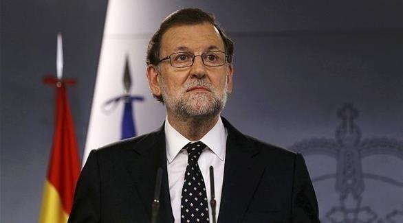 رئيس الحكومة الإسبانية السابق ماريانو راخوي (أرشيف)
