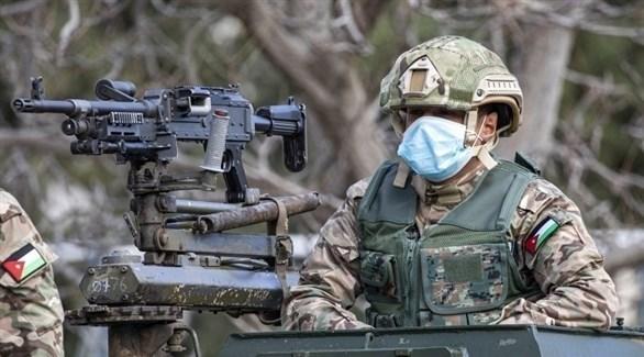 جندي أردني (أرشيف)