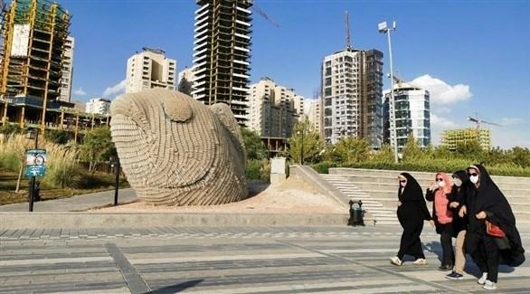 مواطنات في إيران (أرشيف)