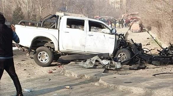 انفجارات في كابول (خاما برس)