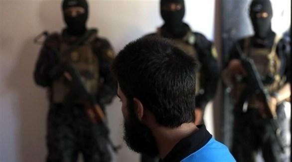 اعتقال أحد الدواعش في تركيا (أرشيف)
