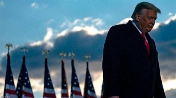 الرئيس الأمريكي السابق دونالد ترامب (أرشيف)