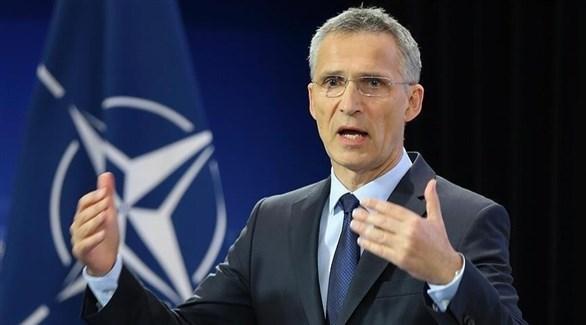 رئيس حلف شمال الأطلسي ينس ستولتنبرغ (أرشيف)