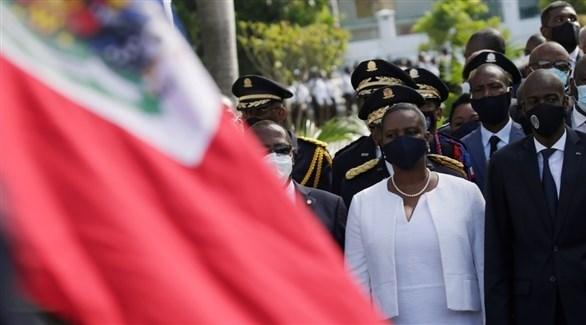 الحكومة في هايتي (أرشيف)