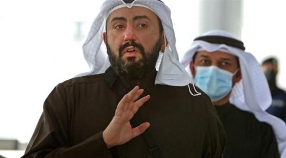 وزير الصحة الكويتي الشيخ باسل الصباح (أرشيف)