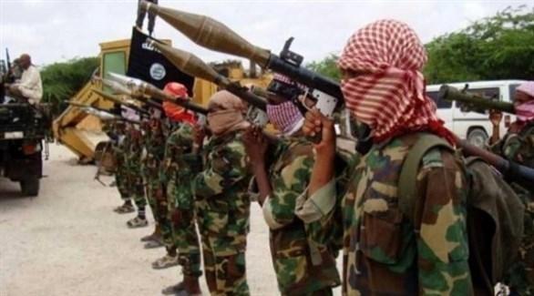 مقاتلون من حركة الشباب الإرهابية (أرشيف)